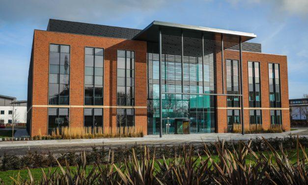 Drug firm's major expansion at Milton Park
