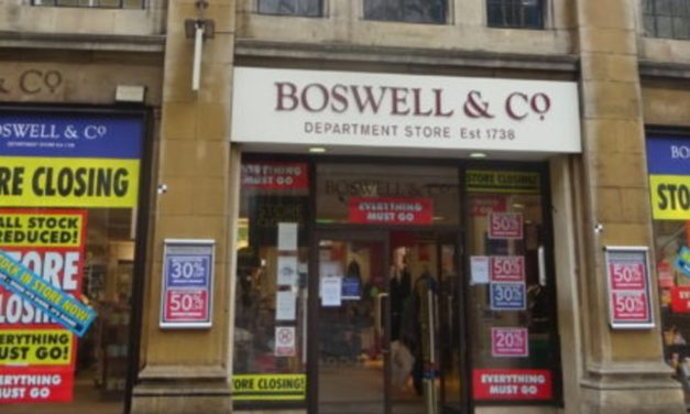 Luxury hotel plan for Boswells store approved