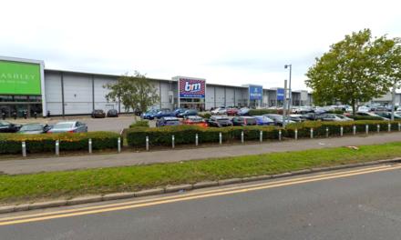 Brunel Retail Park set to make way for industrial