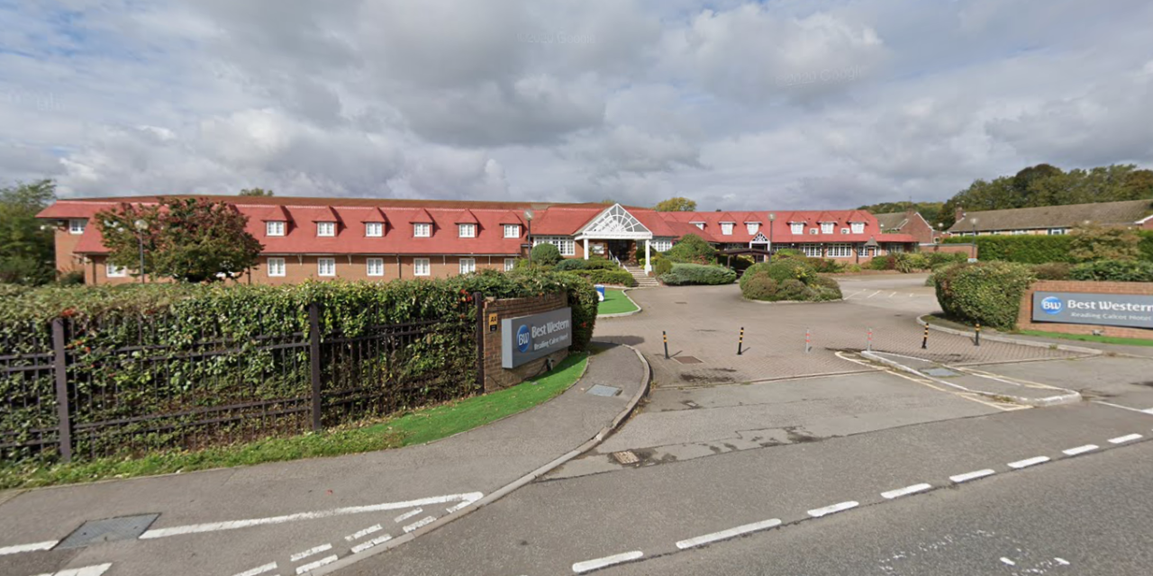 Calcot Hotel is put up for sale