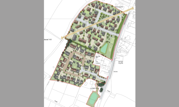 Hayfield Homes acquires site for 101 green homes