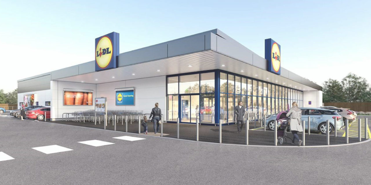 Jansons plans Lidl and 40 homes at Lower Earley