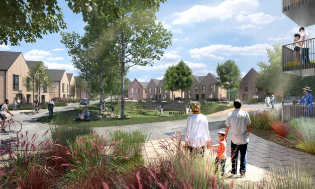 212 homes approved for Slough's Montem Centre site