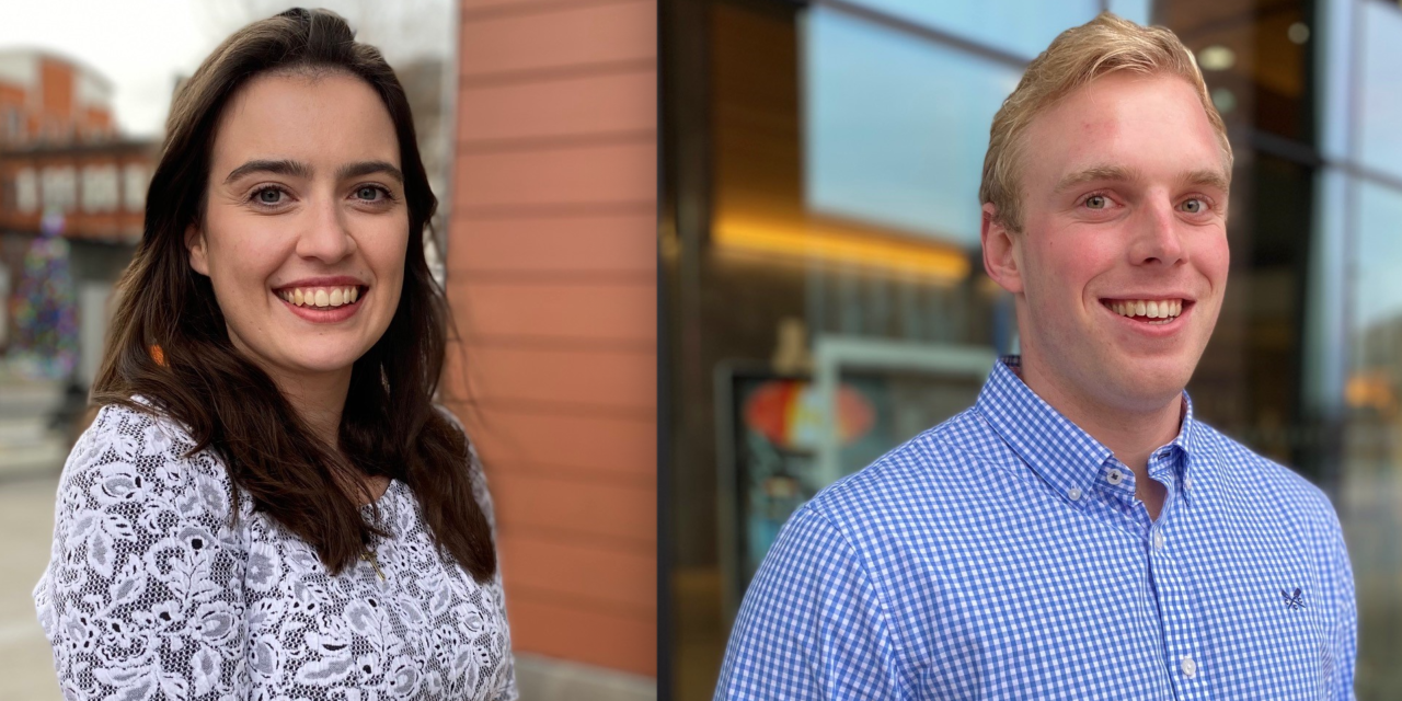 Two appointments at Nexus