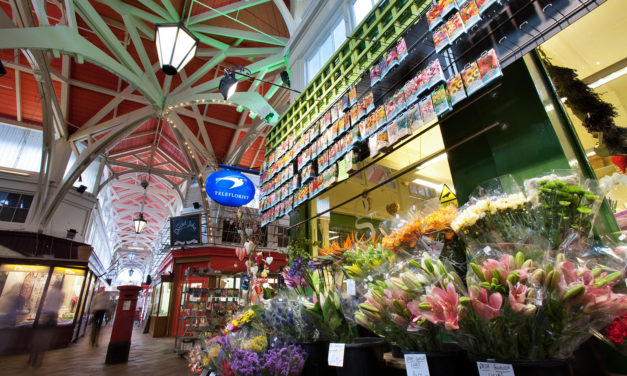 Work starts on new masterplan for Oxford's Covered Market