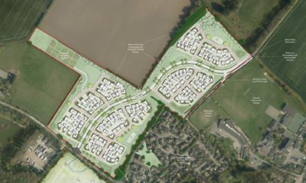 130 homes set for Watlington