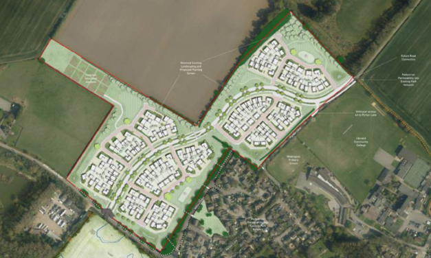 130 homes set for Watlington
