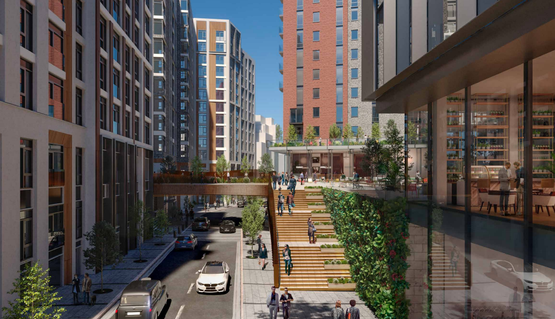 Next stages of Station Hill set for approval