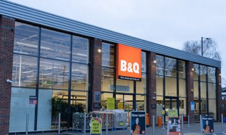 Click and collect for B&Q in Twickenham
