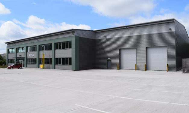 22,886 sq ft building bought by Cabot Properties