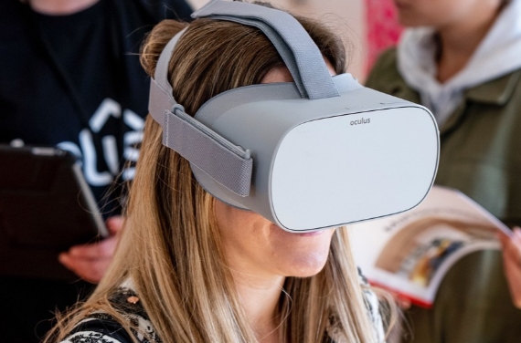 House make a splash with 360 degree gaming technology