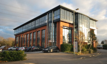 22,545 sq ft Oxford office building sold