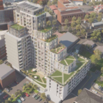 243 flats for Woking town centre