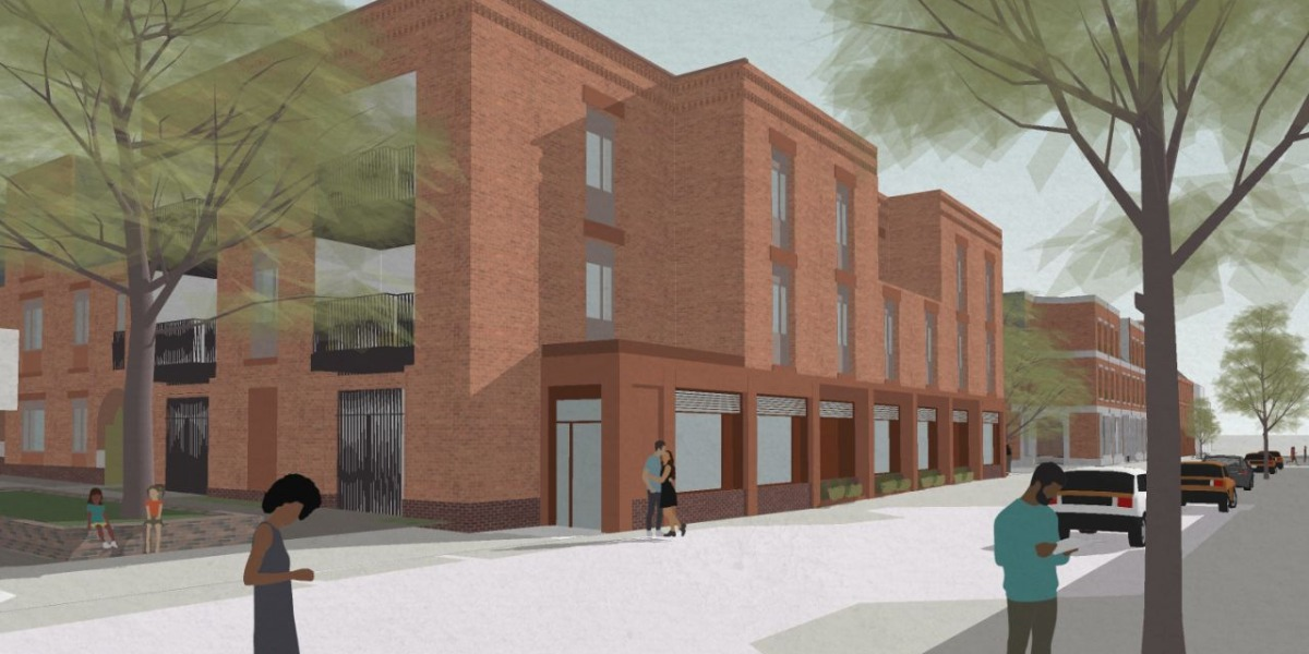 Mole unearth resi planning application in Wolverton
