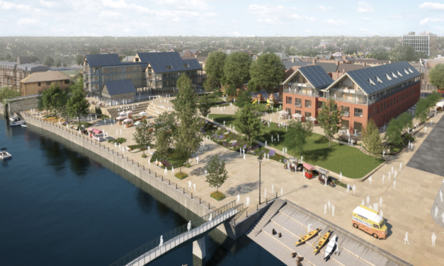 Twickenham Riverside plans are catalyst for new town vision