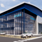 New AIPUT 117,000 sq ft building at Heathrow