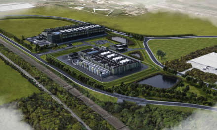 Data centre plans submitted for Didcot Power Station