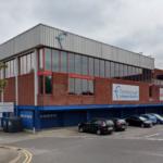 Leisure centre plan for Farnborough