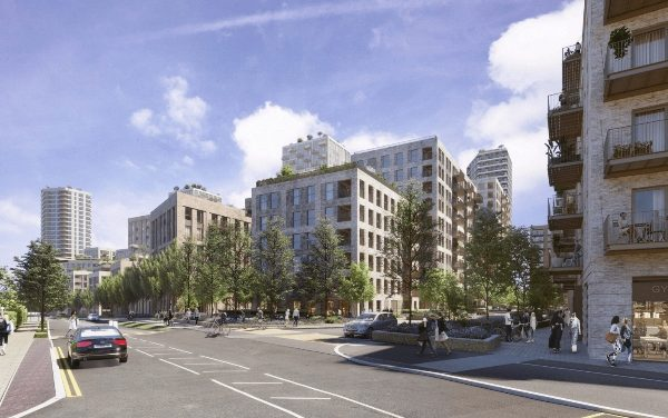St George and Quod secure planning permission for the Grand Union