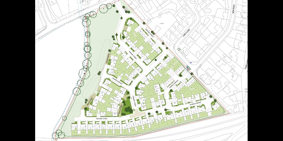 Hayfield proposes 80 eco-friendly luxury homes in Bedford