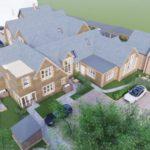 New Norfolk homes on site in Hunstanton