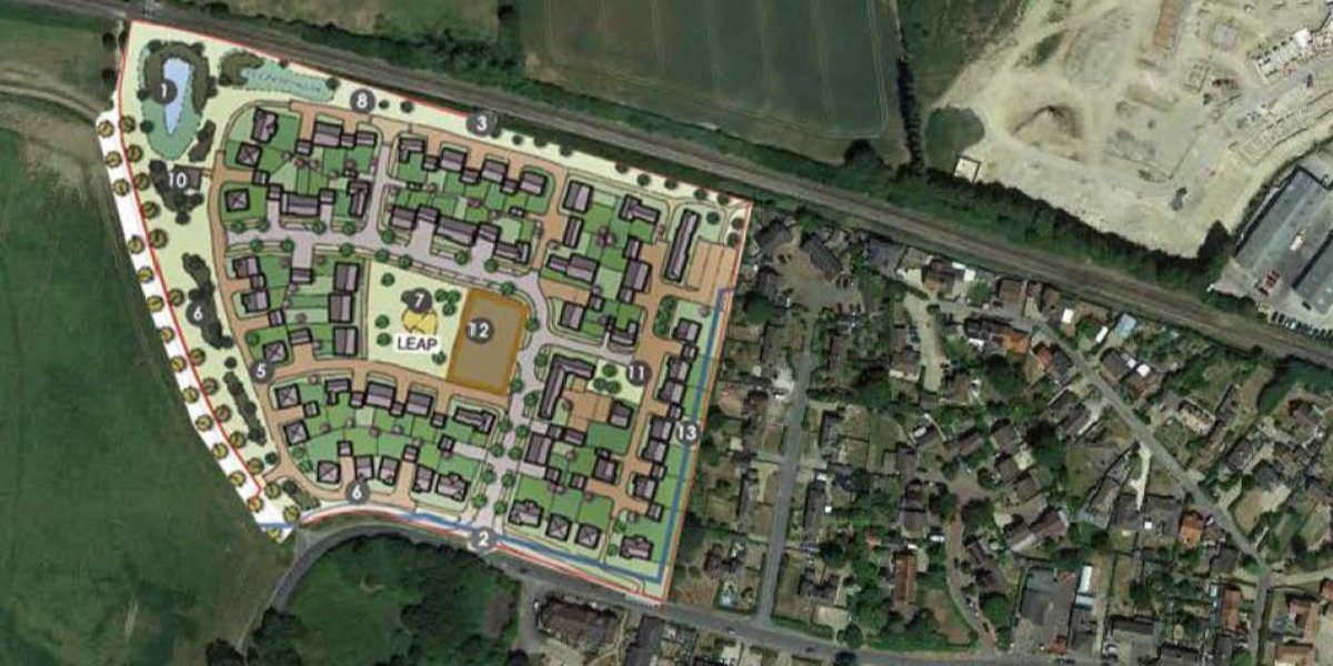 JMB helps to secure Elmswell's newest residential scheme