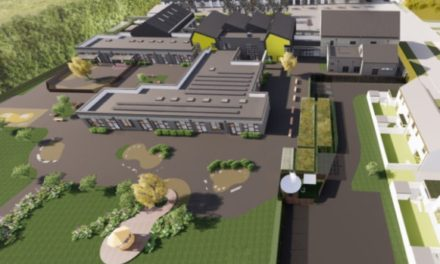 Marleigh 'mini town' gets full marks for new primary school