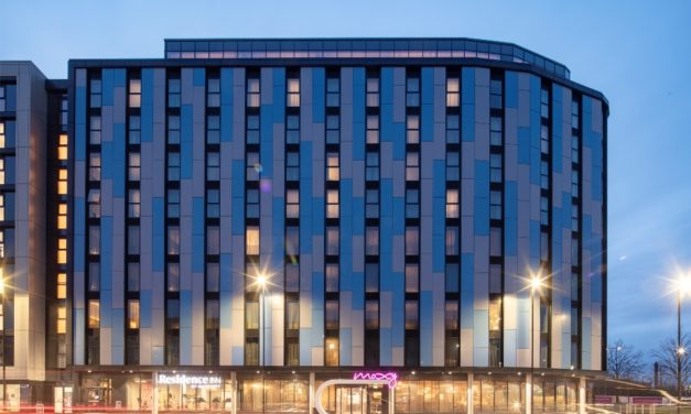 Slough unveils new hotels three months early