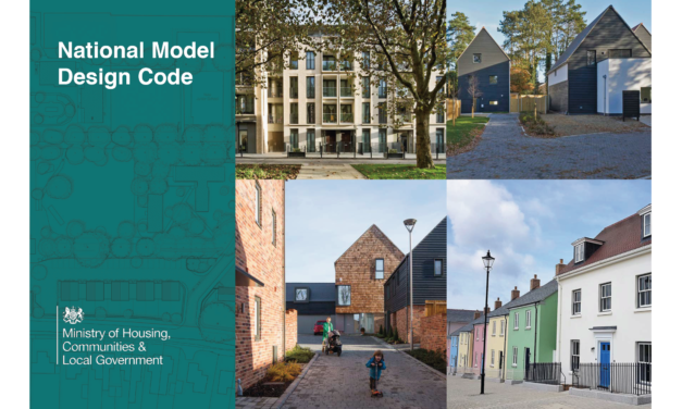 National Model Design Code – a framework for design quality