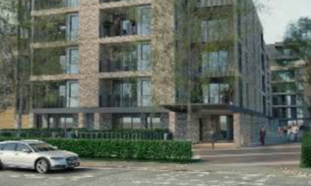 Southall College land re-purposed as resi scheme by Iceni Projects