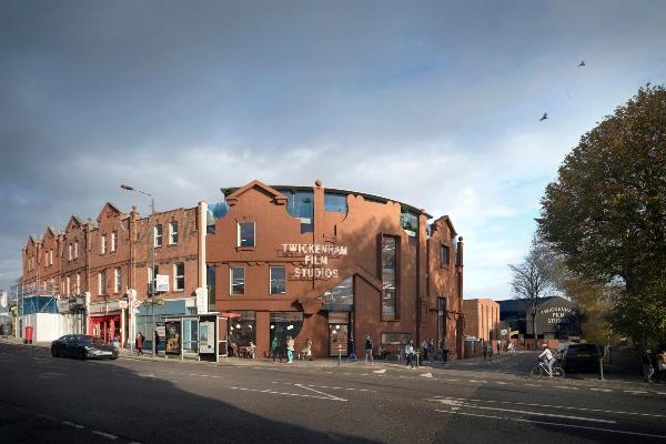 £15m refurbishment of Twickenham Studios announced