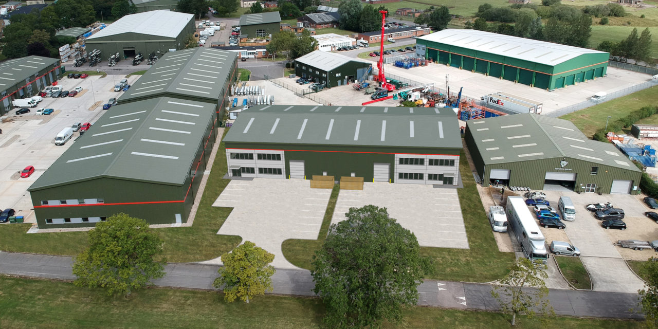 New industrial scheme for Westcott