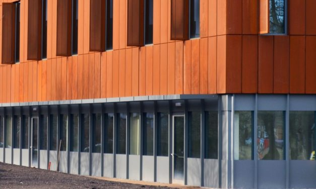48,000 sq ft Zeus completes at Harwell
