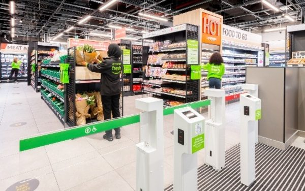 Amazon Fresh to expand beyond Ealing