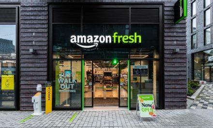 Wembley Park hosts London's second Amazon Fresh store