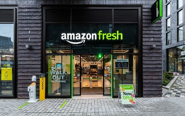 Wembley Park hosts London's second Amazon Fresh store
