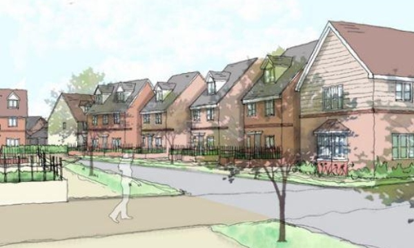 238 new dwellings get a green light in Kelvedon, Essex