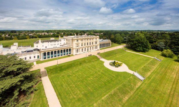 Care home plan for Caversham Park mansion