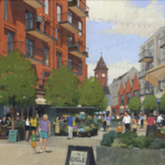 Eagle Quarter plans submitted