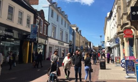 Ipswich set to become UK's first '15-minute town'