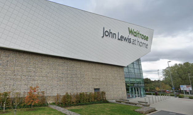 John Lewis store at Basing View to close