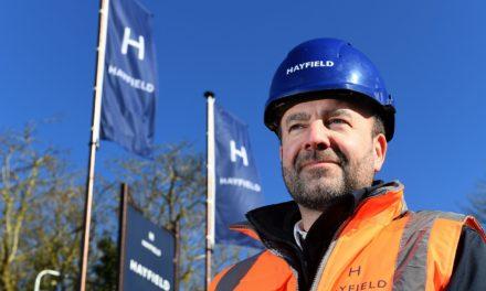 Hayfield appoints Ken Mulpeter
