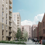 439 homes for Magnet Leisure Centre site