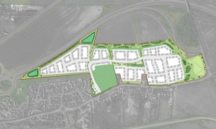500 new homes and primary school planned for Clapham in Bedfordshire