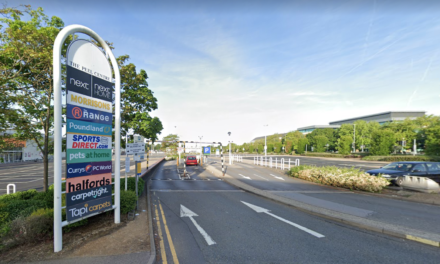 Retail park may be redeveloped for 900 homes
