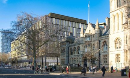 Pandemic speeds up controversial Perceval House redevelopment