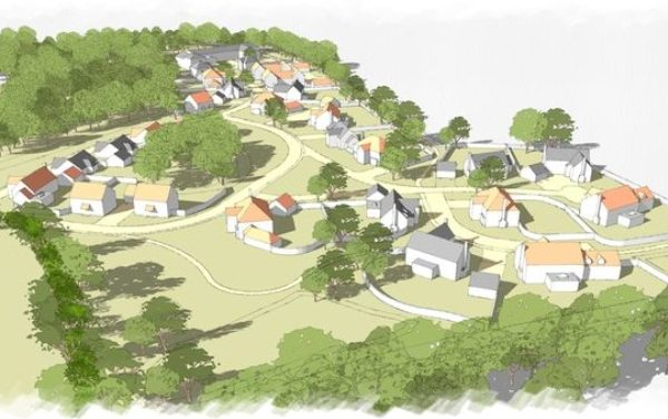 43 new homes submitted for Rackheath, Norfolk