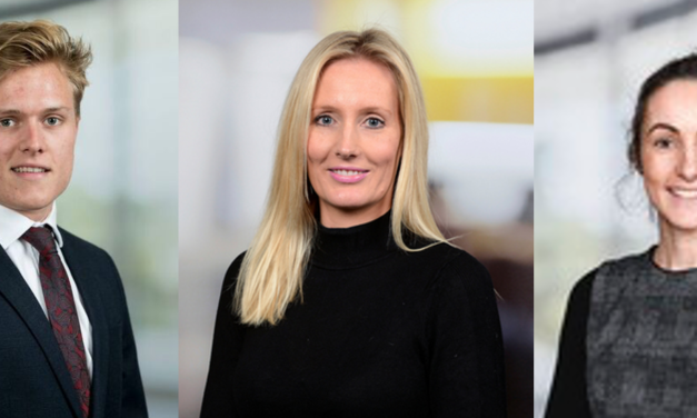 Three promotions at Savills Reading