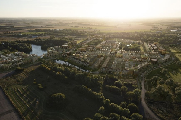 Urban&Civic secures development partner for Waterbeach