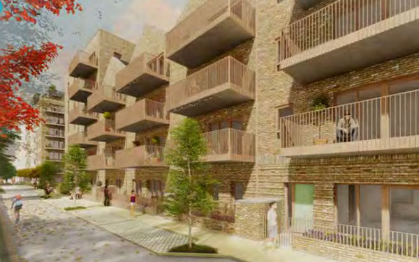 Merchant Land plans 74 new homes in Hounslow